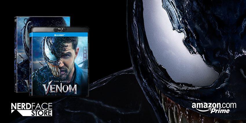 Il blu-ray del film venom - nerdface