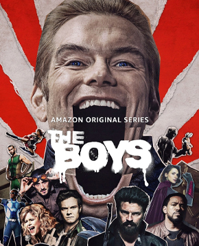 nerdface recensione the boys 2 poster