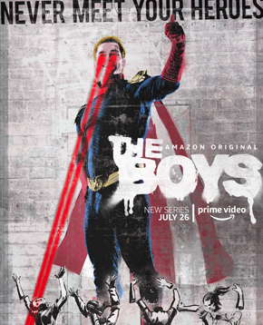 nerdface recensione The Boys poster
