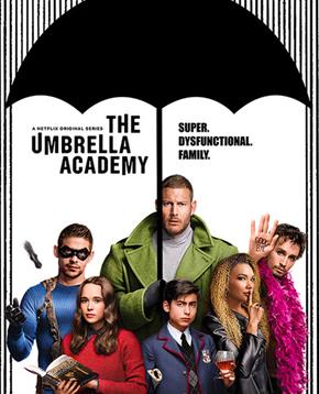 nerdface recensione The Umbrella Academy 2