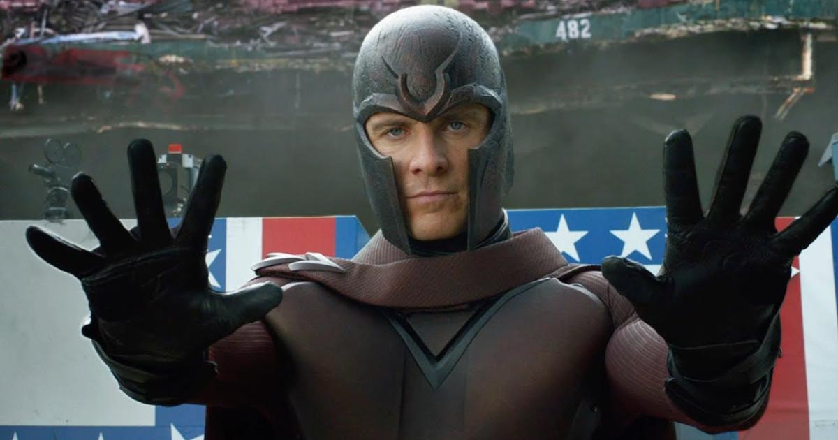 Il giovane Magneto - nerdface