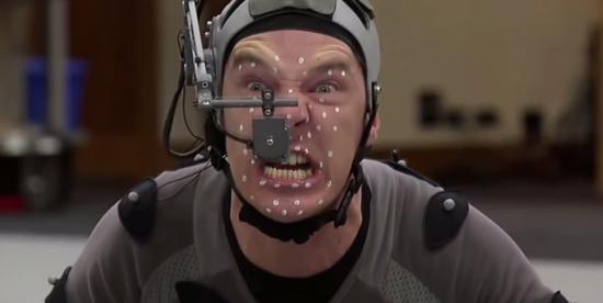 Benedict Cumberbatch interpreta il drago Smaug - nerdface